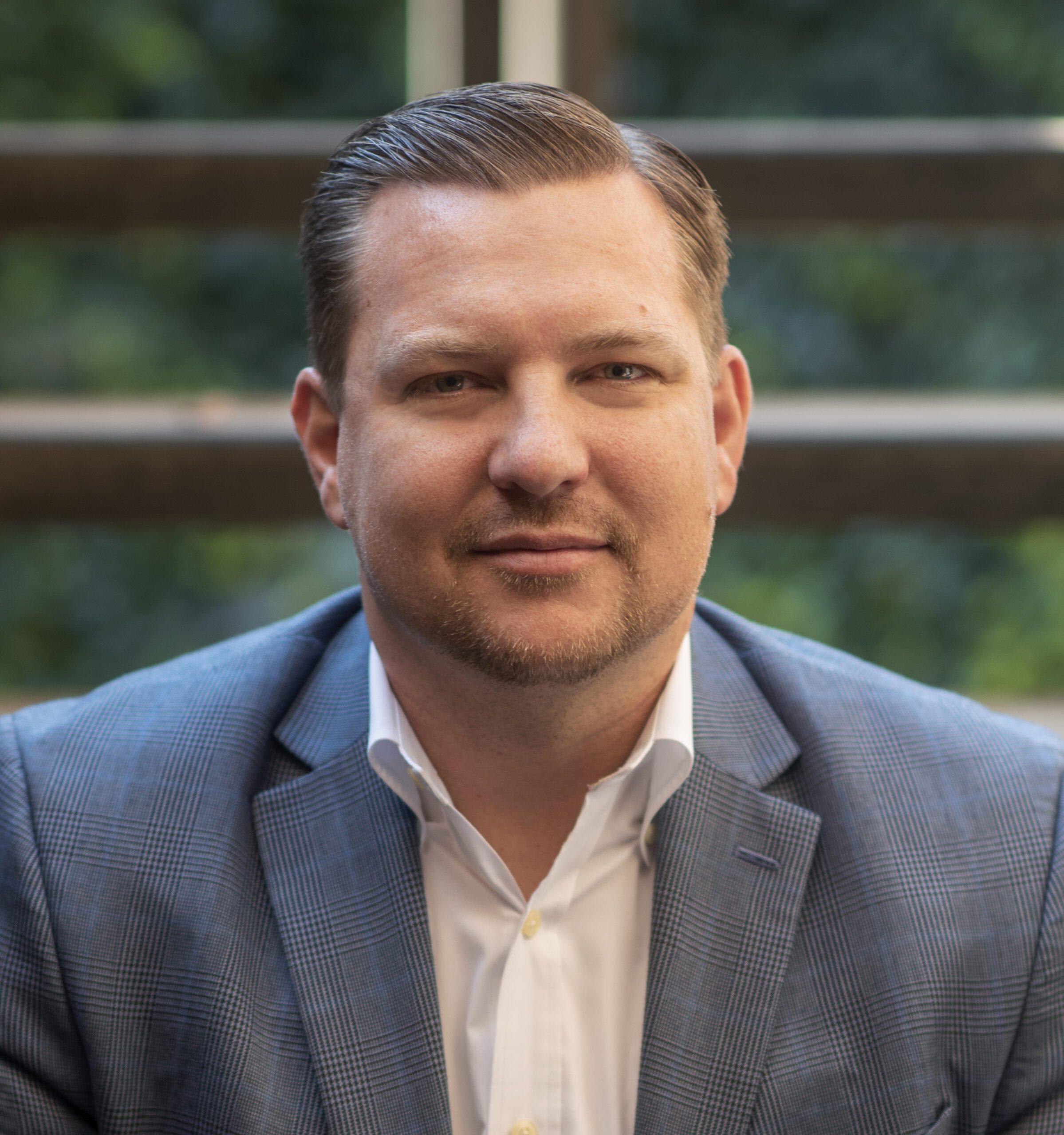 CEO Brian McKay Headshot